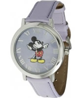 Buy Disney by Ingersoll Ladies Mickey Lilac Watch online