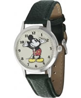 Buy Disney by Ingersoll Mens Mickey Black Watch online
