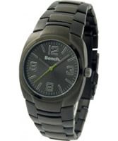 Buy Bench Mens Gun Grey Designer Watch online