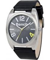 Buy Bench Mens Charcoal Black Watch online