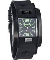 Buy Bench Mens Black Steel Watch online