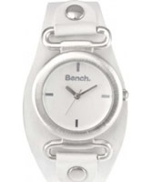 Buy Bench Ladies All White Watch online