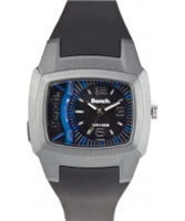 Buy Bench Ladies Black Blue Watch online