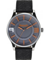 Buy Bench Mens Leather Strap Watch online