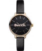 Buy Bench Ladies Glossy Black Watch online