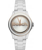 Buy Bench Ladies Silver White Watch online