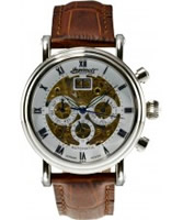 Buy Ingersoll Mens Gandhi Automatic Watch online