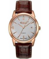 Buy Ingersoll Mens Jefferson Silver Brown Watch online