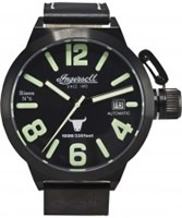 Buy Ingersoll Mens Bison No 6 Automatic Black Watch online