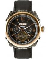 Buy Ingersoll Mens Montgomery Black Watch online