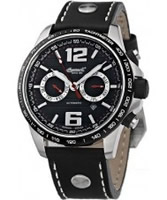 Buy Ingersoll Mens Arkansas Automatic Black Watch online