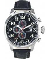 Buy Ingersoll Mens Buffalo III Black Watch online