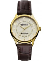 Buy Ingersoll Mens Mechanical Brown Watch online