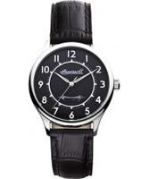 Buy Ingersoll Mens Mechanical Black Watch online