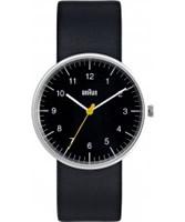 Buy Braun Mens All Black Quartz Watch online