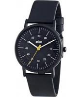 Buy Braun Ladies All Black Watch online