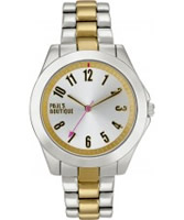 Buy Pauls Boutique Ladies Two Tone Watch online