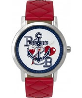 Buy Pauls Boutique Ladies Red Watch online