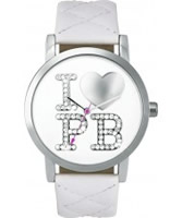 Buy Pauls Boutique Ladies All White Watch online