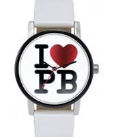 Buy Pauls Boutique Ladies White Watch online