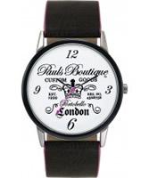 Buy Pauls Boutique Ladies White Black Watch online