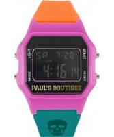 Buy Pauls Boutique Ladies Multi Coloured Digital Watch online