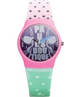 Buy Pauls Boutique Ladies Star Print Watch online