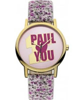 Buy Pauls Boutique Ladies Blossom Pink Watch online