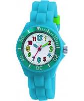 Buy Tikkers Kids Fluorescent Blue Watch online