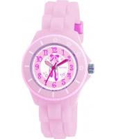 Buy Tikkers Kids Baby Pink Watch online