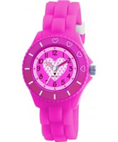 Buy Tikkers Kids Bright Pink Watch online