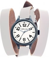 Buy Kahuna Mens All White Watch online