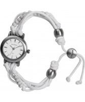 Buy Kahuna Ladies White Friendship Watch online