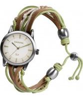 Buy Kahuna Mens Green Friendship Watch online