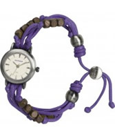 Buy Kahuna Ladies Purple Friendship Watch online