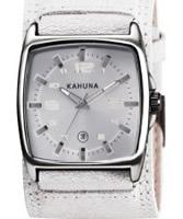 Buy Kahuna Mens White Cuff Watch online