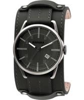 Buy Kahuna Mens Dark Green Cuff Watch online