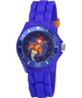 Buy Tikkers Boys Blue Rocket Ship Watch online