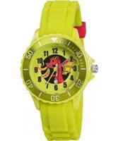 Buy Tikkers Kids Green Dragon Watch online