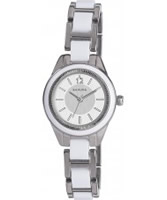 Buy Kahuna Ladies Silver White Watch online
