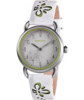 Buy Kahuna Ladies White Silver Watch online