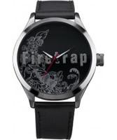 Buy Firetrap Ladies All Black Watch online