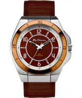 Buy Ben Sherman Mens All Brown Watch online