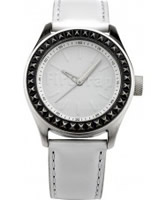 Buy Firetrap Ladies All White Watch online