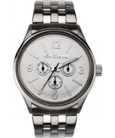 Buy Ben Sherman Mens White Multi Dial Watch online