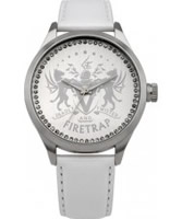 Buy Firetrap Ladies White Leather Watch online