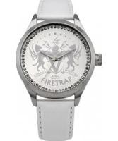 Buy Firetrap Ladies White Leather Watch online