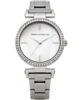 Buy French Connection Ladies Savile Crystal Encrusted Watch online