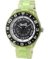 Buy Gio Goi Mens Neon Green Plastic Watch online