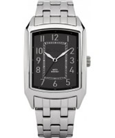 Buy Ben Sherman Mens Black and Silver Analogue Watch online